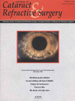 "Журнал ""Cataract & Refractive Surgery"""